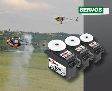 03 Servos - Modellsport Schweighofer