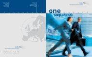 step ahead: - EDC GmbH