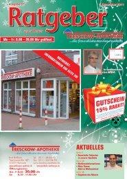 AKTUELLES - Tresckow-Apotheke