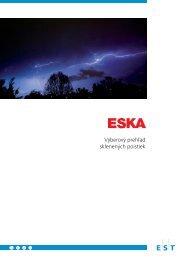 Výberový prehľad sklenených poistiek - Elektro-System-Technik sro
