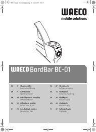 BordBar BC-01 - Waeco