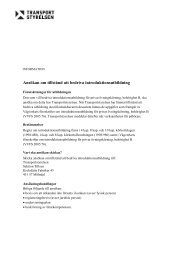 Ansökan om tillstånd att bedriva introduktionsutbildning
