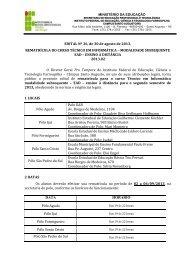 edital rematricula.pdf - Instituto Federal Farroupilha