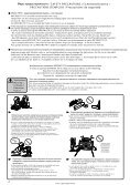 Transmitter Preparation / Der Sender / PR EPAR ATION R ADIO ... - Page 2