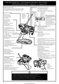 Transmitter Preparation / Der Sender / PR EPAR ATION R ADIO ... - Page 6