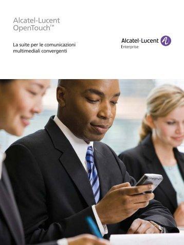 Alcatel-Lucent OpenTouch™ - Aviatel