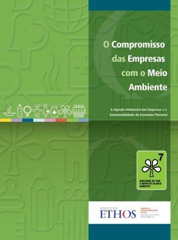 O Compromisso das Empresas com o Meio Ambiente - Uniethos