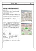 Handbuch 8-fach Servo DCC-Decoder 2.10.0. - Modelleisenbahn ... - Page 4