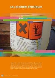Les produits chimiques