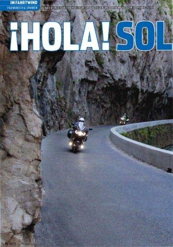 Pyrenäen-Bericht - Street-Hawks