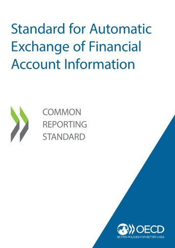 Automatic-Exchange-Financial-Account-Information-Common-Reporting-Standard