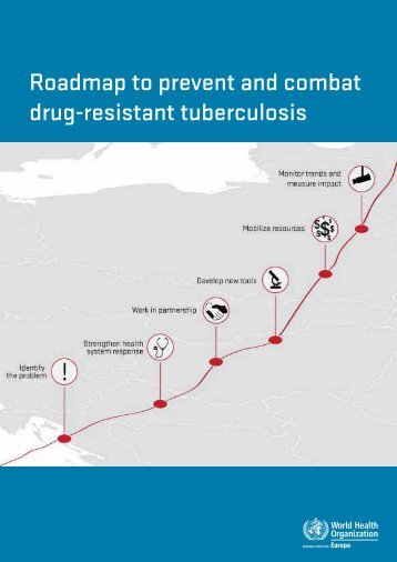Roadmap to prevent and combat drug-resistant tuberculosis