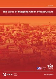 The value of mapping green infrastructure pdf
