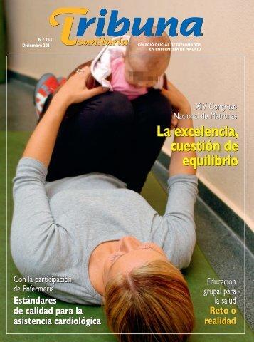 Tribuna Sanitaria nº. 253 Diciembre 2011 - CODEM