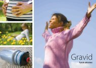 Gravid – Fysisk aktivitet - Folkhälsan