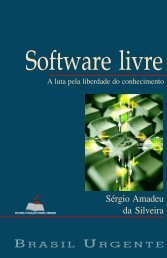 Software livre: a luta pela liberdade do conhecimento