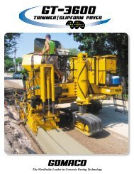 The Worldwide Leader in Concrete Paving Technology