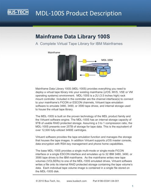 Drivers Update: Exabyte 230D Library