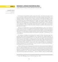 BANDAS LATINAS EN BARCELONA, URBANDOC.2 - Fepsu.es