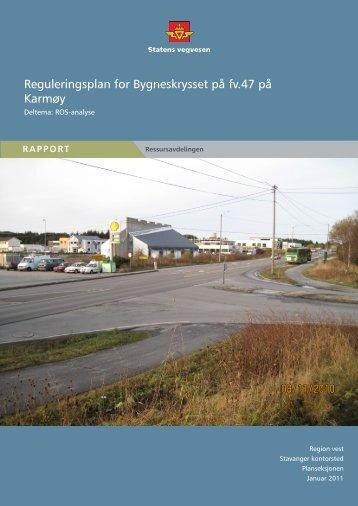 ROS-analyse - Statens vegvesen