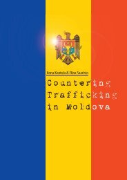 Anna Kontula & Elina Saaristo Countering Trafficking ... - IOM Moldova