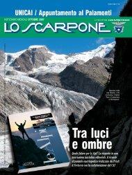 LO SCARPONE 10 - Club Alpino Italiano
