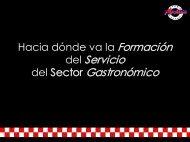 del Servicio del Sector Gastronómico - Catering.com.co
