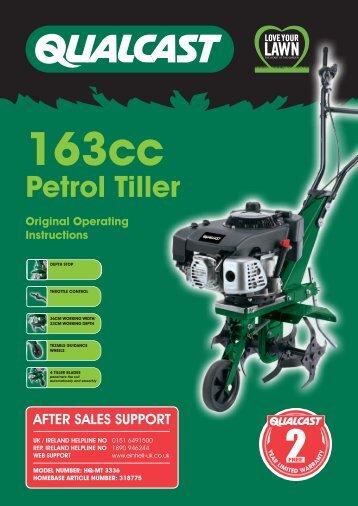 Petrol Tiller - Einhell