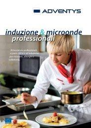 induzione &microonde professionali - Grupposds.it