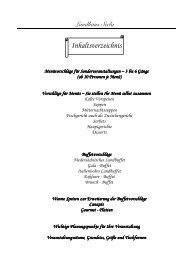 Pro Pers. - Hotel Landhaus Seela