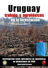 trabajo y agrotóxicos en la forestación - RAPAL - Uruguay