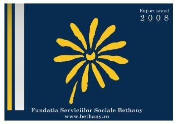 Puteti vizualiza raportul de activitate pentru anul 2008 al Fundatiei ...