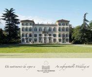 An Unforgettable Wedding (PDF 1,7 MB) - Hotel Villa San Carlo ...