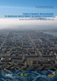Public Finance MechanisMs to increase investMent in ... - SEF Alliance