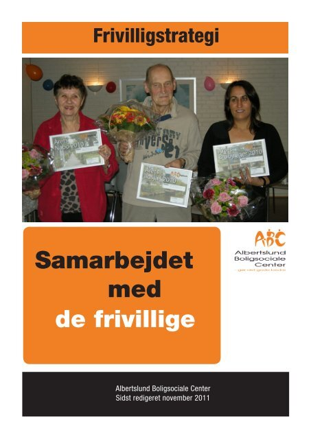 Download Frivilligstrategi - BLBoligen.dk