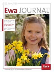 Ewa Journal 01 / 2011