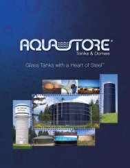 Glass Tanks with a Heart of Steel™ - Cady Aquastore Inc.