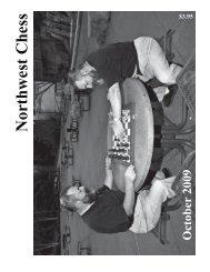 200910 - Northwest Chess!