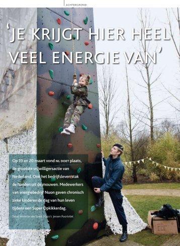 Op 19 en 20 maart vond nl doet plaats, de grootste ...