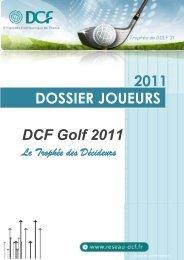 DOSSIER JOUEURS - DCF