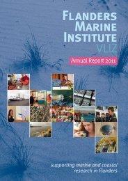 Day 2011 - Vlaams Instituut voor de Zee