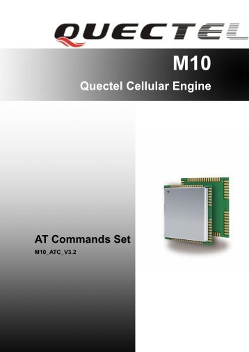 Quectel M10E - Portech.com.tw