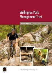 Annual Report 2010-11 - Wellington Park
