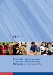 Dlouhodobý záměr vzdělávání a rozvoje ... - Veřejná správa