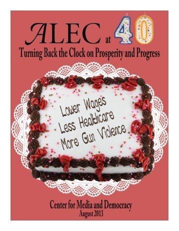 ALEC - SourceWatch