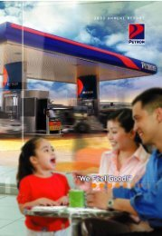 2003 Annual Report - Petron