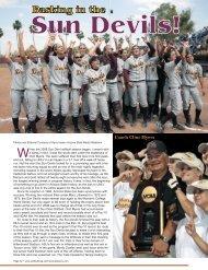 Coach Clint Myers - Softball Magazine