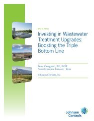 Investing in Wastewater Treatment Upgrades - National League of ...