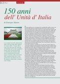 150 anni dell' unità d' Italia - Asociación Dante Alighieri - Page 4