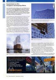 Fassadenkunst aus Glas - Gartner Steel and Glass GmbH